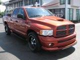 2005 Go ManGo! Dodge Ram 1500 SLT Daytona Quad Cab #52390041