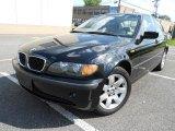 2002 Jet Black BMW 3 Series 325xi Sedan #52390060