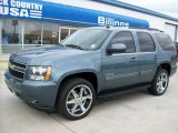 2010 Blue Granite Metallic Chevrolet Tahoe LT 4x4 #52396283