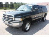 2001 Black Dodge Ram 1500 SLT Club Cab 4x4 #52395786