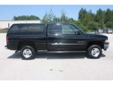 2001 Dodge Ram 1500 Black