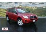 2011 Barcelona Red Metallic Toyota RAV4 I4 4WD #52395933