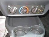 2003 Chevrolet Cavalier LS Coupe Controls