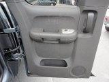 2008 Chevrolet Silverado 1500 LS Extended Cab 4x4 Door Panel