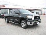 2007 Black Toyota Tundra SR5 Double Cab #5213835