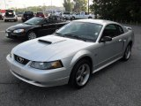 2001 Silver Metallic Ford Mustang GT Coupe #52396315