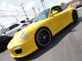 2012 Speed Yellow Porsche 911 Carrera GTS Coupe #52395951