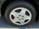 2002 Chevrolet Cavalier Sedan Wheel