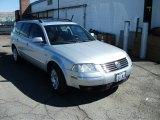 2003 Reflex Silver Metallic Volkswagen Passat GLS Wagon #52395976