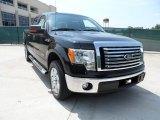 2011 Ebony Black Ford F150 Texas Edition SuperCrew #52396097