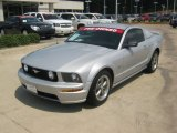 2005 Satin Silver Metallic Ford Mustang GT Deluxe Coupe #52396224