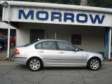 2005 Titanium Silver Metallic BMW 3 Series 325xi Sedan #52396024