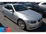 2008 Titanium Silver Metallic BMW 3 Series 328i Coupe #52396114