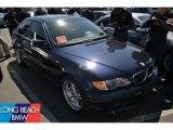 2003 Orient Blue Metallic BMW 3 Series 330i Sedan #52396118