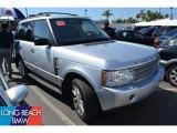 2007 Zermatt Silver Metallic Land Rover Range Rover Supercharged #52396120