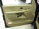 2002 Chevrolet Silverado 1500 LS Regular Cab 4x4 Door Panel