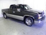 2004 Dark Gray Metallic Chevrolet Silverado 1500 LS Extended Cab #52396264