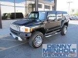 2009 Black Hummer H3 X #52396271
