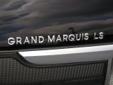 2011 Mercury Grand Marquis LS Ultimate Edition Marks and Logos