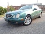 1999 Mercedes-Benz CLK 320 Coupe