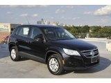 2011 Deep Black Metallic Volkswagen Tiguan S #52396485