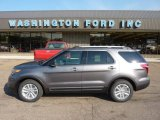 2011 Sterling Grey Metallic Ford Explorer XLT #52438665