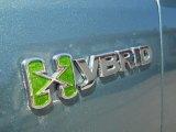 Chevrolet Malibu 2009 Badges and Logos