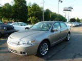 2008 Dune Pearl Metallic Lincoln MKZ AWD Sedan #52438633