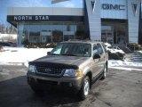 2003 Mineral Grey Metallic Ford Explorer XLT 4x4 #52438647