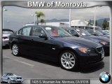 2008 Monaco Blue Metallic BMW 3 Series 335i Sedan #52453615