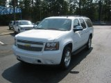 2011 Summit White Chevrolet Suburban LTZ #52454187