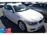 2011 Mineral White Metallic BMW 3 Series 335i Convertible #52453628