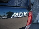 Acura MDX 2003 Badges and Logos