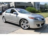 2010 Palladium Metallic Acura TSX V6 Sedan #52453381