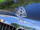 Maybach 57 2004 Badges and Logos