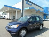 2011 Royal Blue Pearl Honda CR-V LX 4WD #52454239