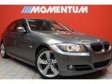 2011 Space Gray Metallic BMW 3 Series 335i Sedan #52453965