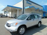 2011 Alabaster Silver Metallic Honda CR-V LX 4WD #52454240