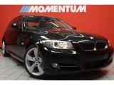 2011 Jet Black BMW 3 Series 335i Sedan #52453966