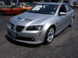 2009 Maverick Silver Metallic Pontiac G8 GT #52453130