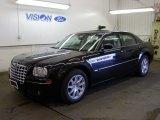 2008 Brilliant Black Crystal Pearl Chrysler 300 Touring #52454254