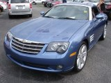 2006 Aero Blue Pearl Chrysler Crossfire Limited Coupe #52453136