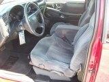 1998 Chevrolet S10 LS Extended Cab Graphite Interior
