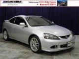 2005 Satin Silver Metallic Acura RSX Sports Coupe #52453694