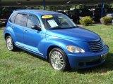 2007 Ocean Blue Pearl Chrysler PT Cruiser Touring #52454003