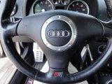 Audi TT 2000 Badges and Logos
