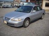 2002 Satin Silver Metallic Honda Accord EX Sedan #52453489