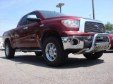 2007 Radiant Red Toyota Tundra SR5 TRD Double Cab 4x4 #52453184
