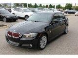 2009 Jet Black BMW 3 Series 335xi Sedan #52453502