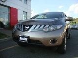 2010 Tinted Bronze Metallic Nissan Murano S AWD #52453766